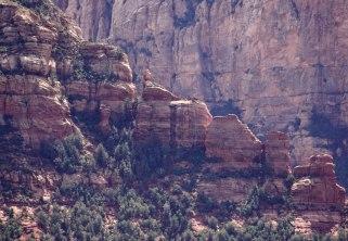 Balancing Rock Closeup